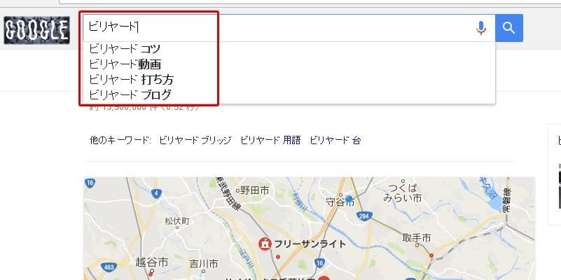 Google検索図